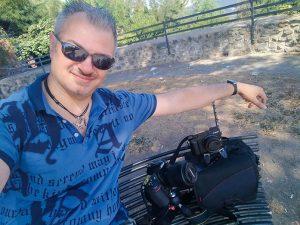 Photographer Alex Di Martino