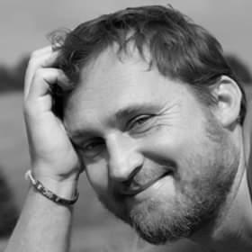 Portrait of photographer Marco Cirone