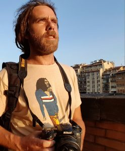 Photographer Simone Scalise