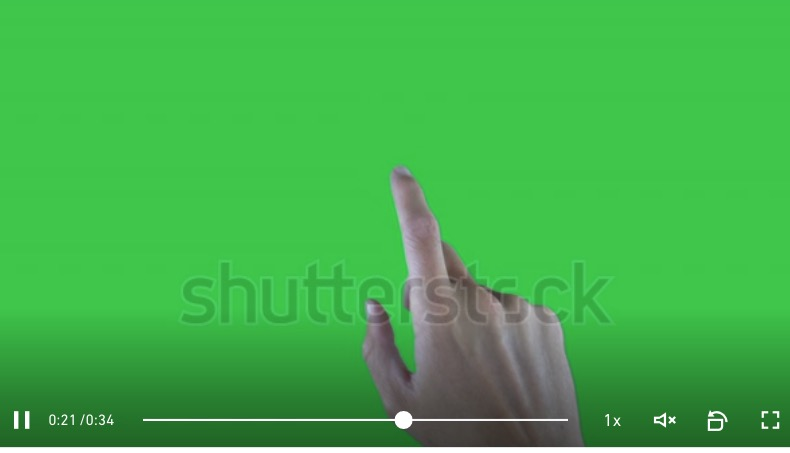 Shutterstock stock footage preview frame
